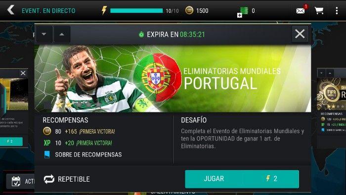 Trucos para FIFA Mobile monedas