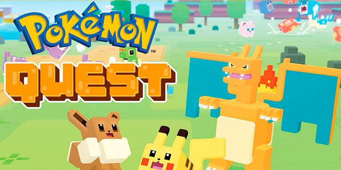 Trucos para Pokemon Quest
