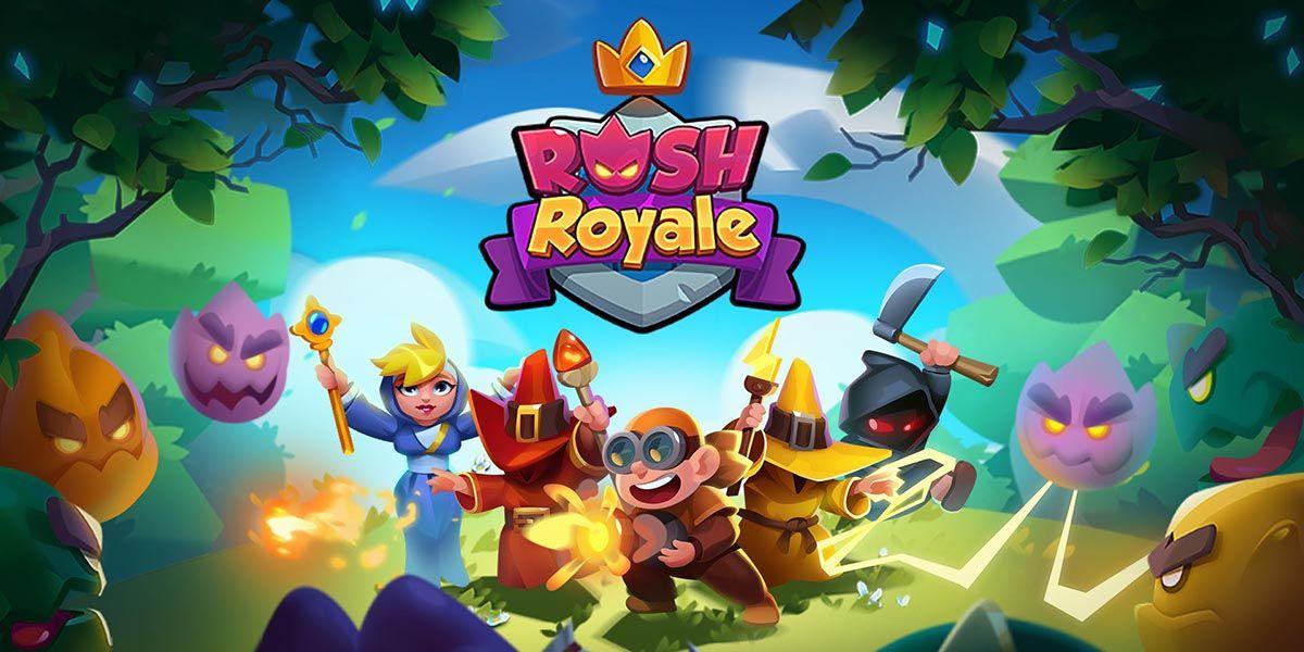 Trucos para ganar en Rush Royale