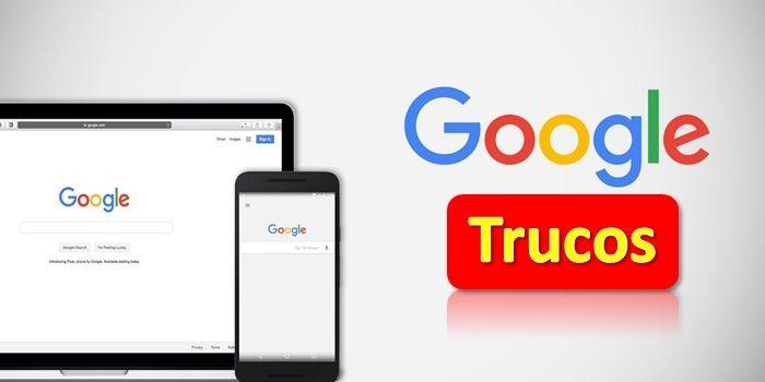 Trucos realizar mejores busquedas en Google