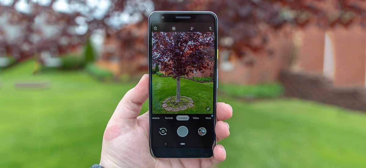 Tu móvil hará mejores fotos con la cámara de Google