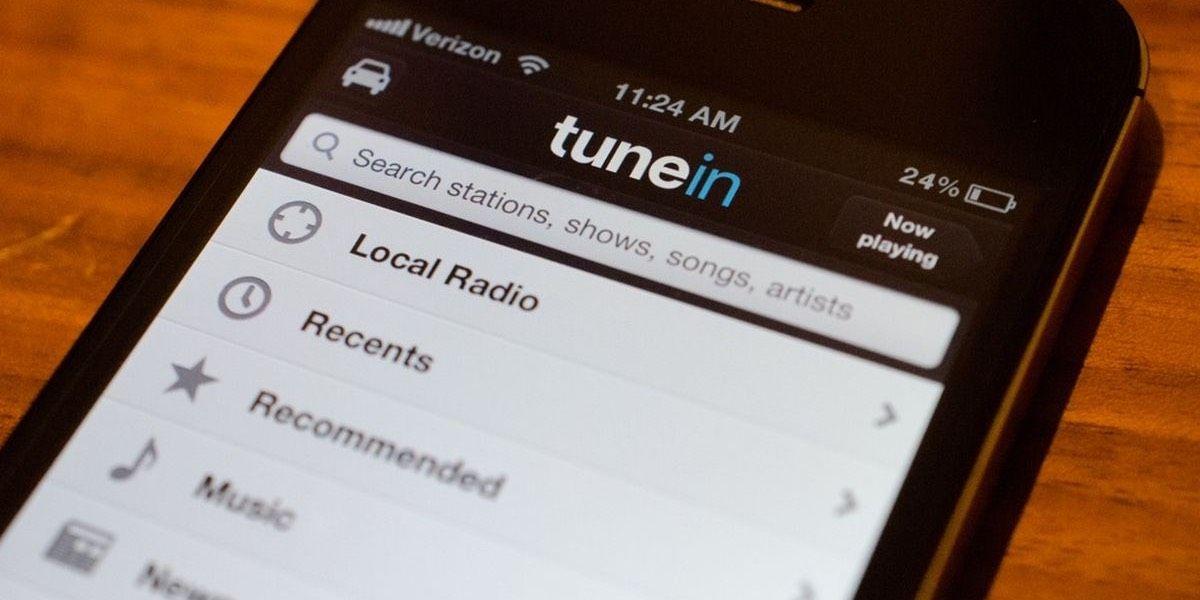 Tunein radio música gratis