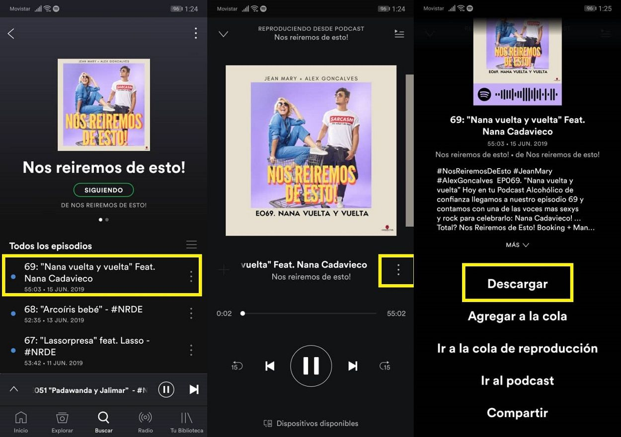 Tutorial de Spotify