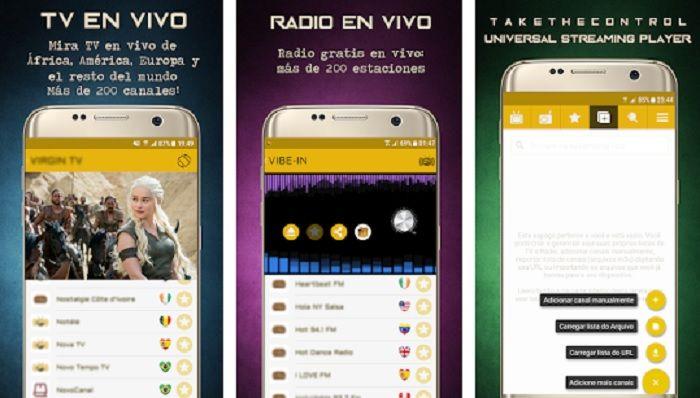 Tv en Vivo gratis y Radio Online FM
