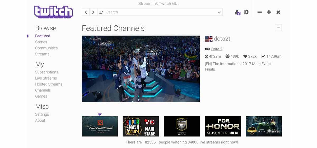 Twitch la app de streaming que necesitas si los videojuegos son lo tuyo