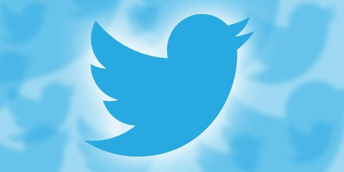 Twitter Logo Pajaro Azul