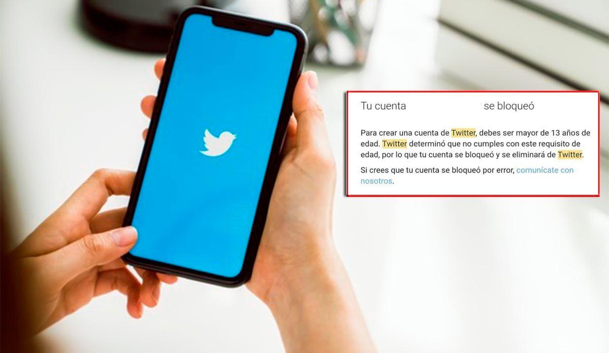 Twitter bloquea perfiles cambian fecha de nacimiento todo lo que debes saber