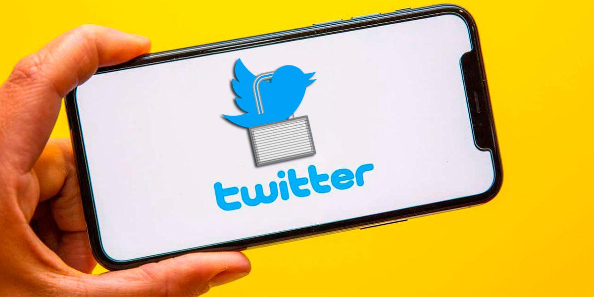 Twitter bloqueó cuenta cambiar fecha de nacimiento solución