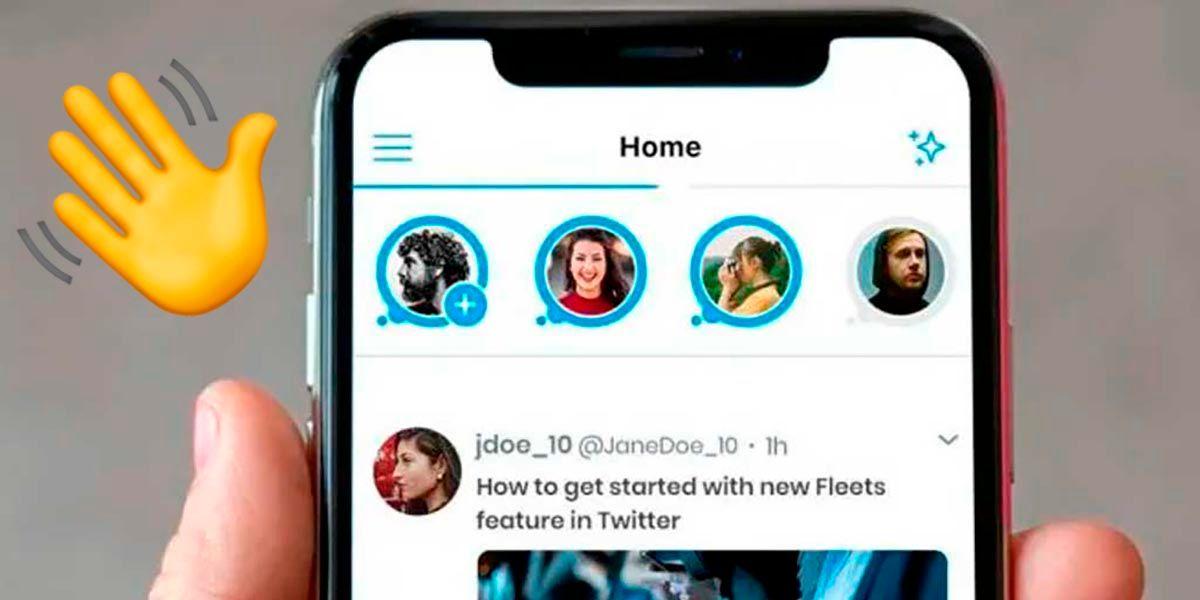 Twitter cierra los Fleets