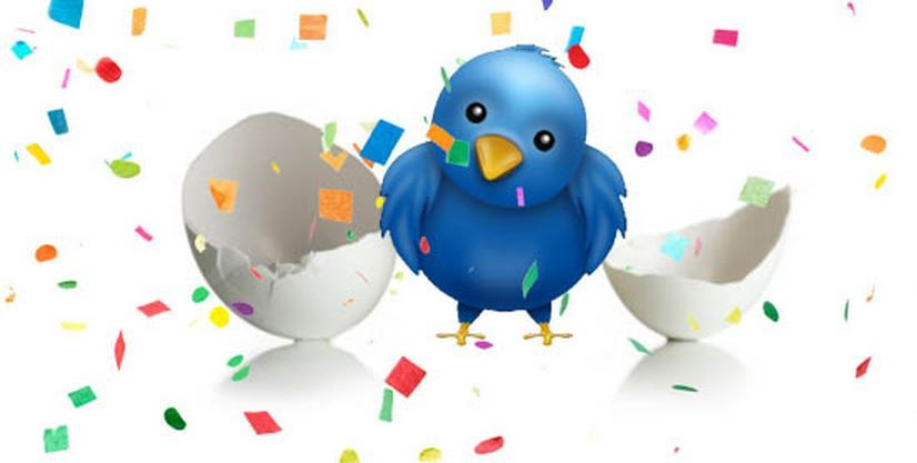 Twitter guarda tu cumpleaños