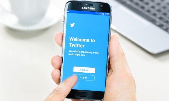 Twitter hashtags nueva funcion Android