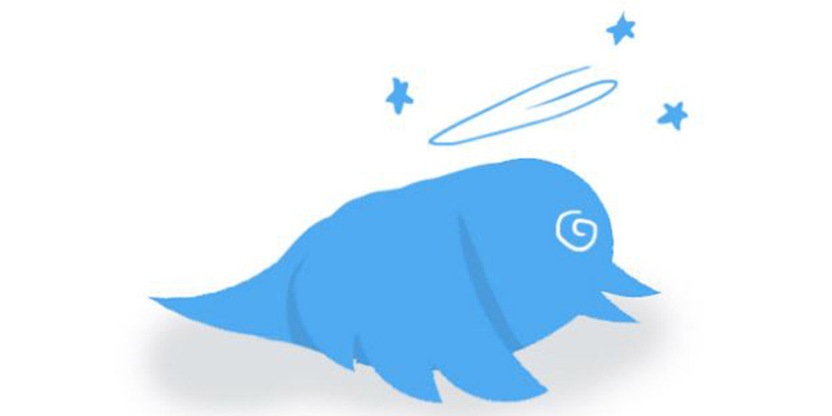Twitter se cayo