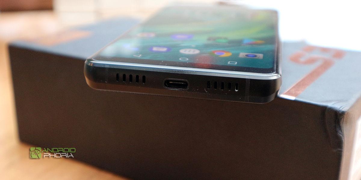 USB C Bluboo S3