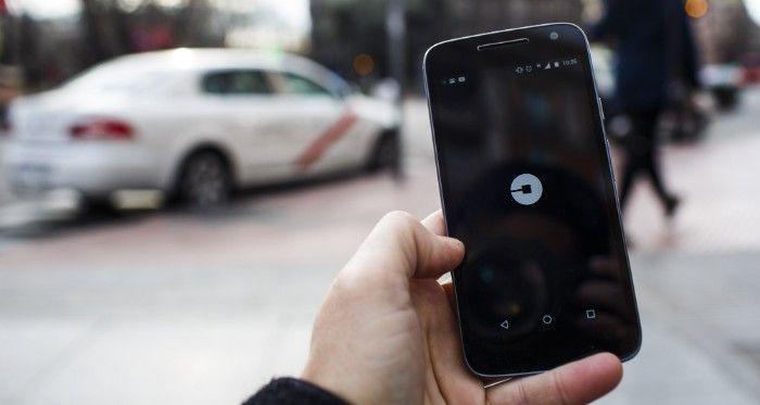 Uber seguira tu viaje para evitar accidentes