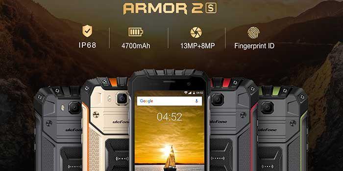 Ulefone Armor 2 lanzamiento oficial