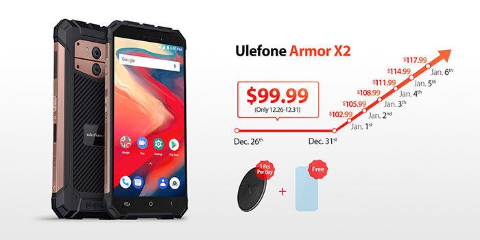 Ulefone Armor X2 oferta