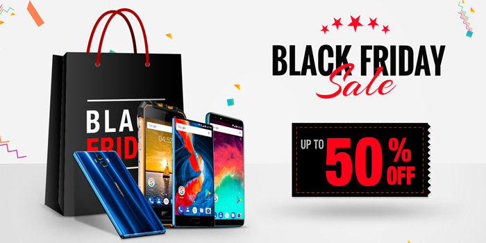 Ulefone Black Friday descuentos