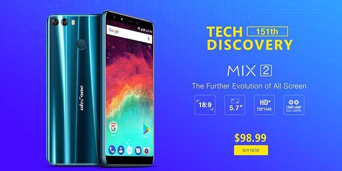 Ulefone MIX 2 oferta