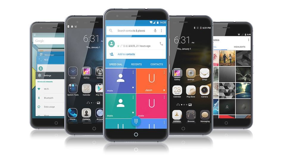 Ulefone Paris con Android 5.1