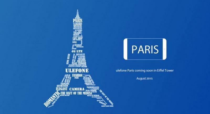 Ulefone Paris presentación