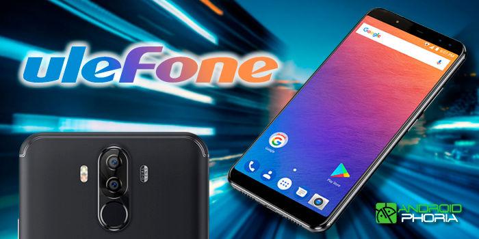 Ulefone Power 3 lanzamiento comprar