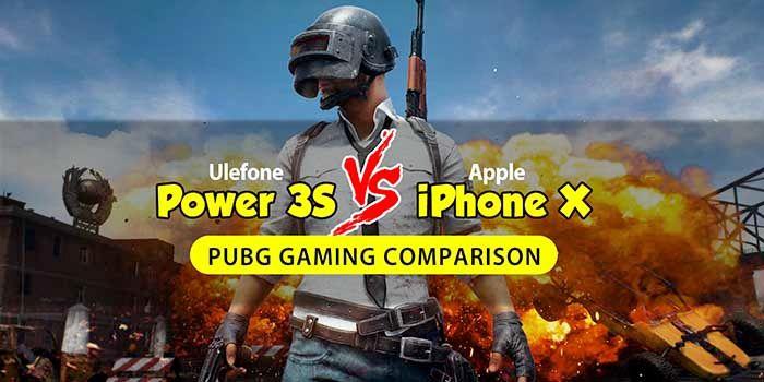 Ulefone Power 3S PUBG