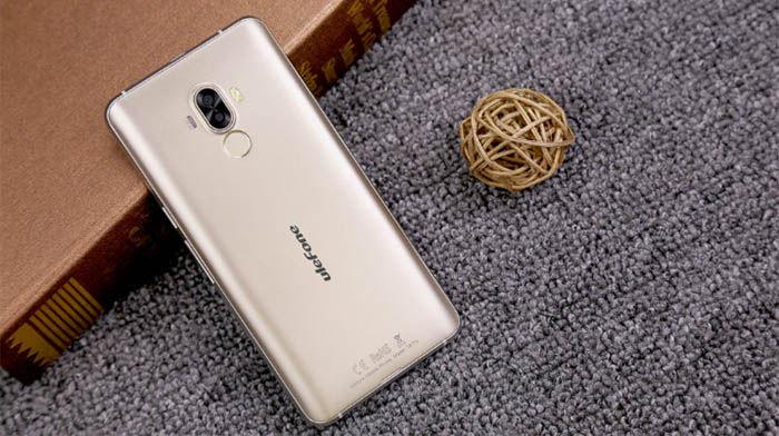 Ulefone S8 Pro parte trasera