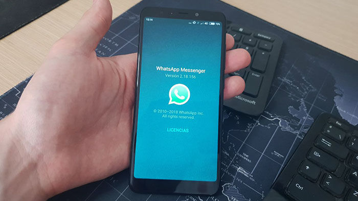 Última versión de WhatsApp