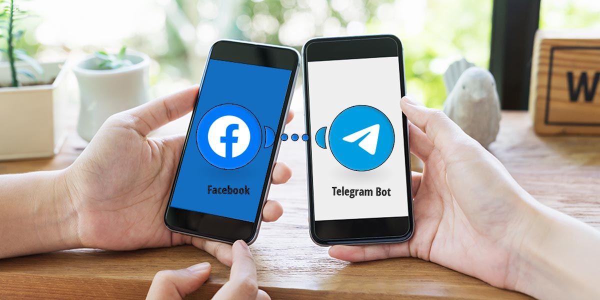 Un bot de Telegram vende numeros de Facebook
