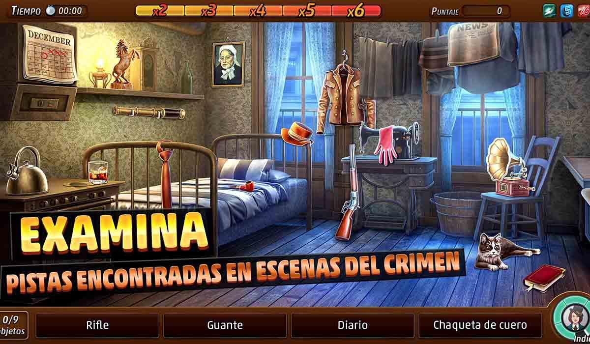 Un juego muy famoso, Criminal Case