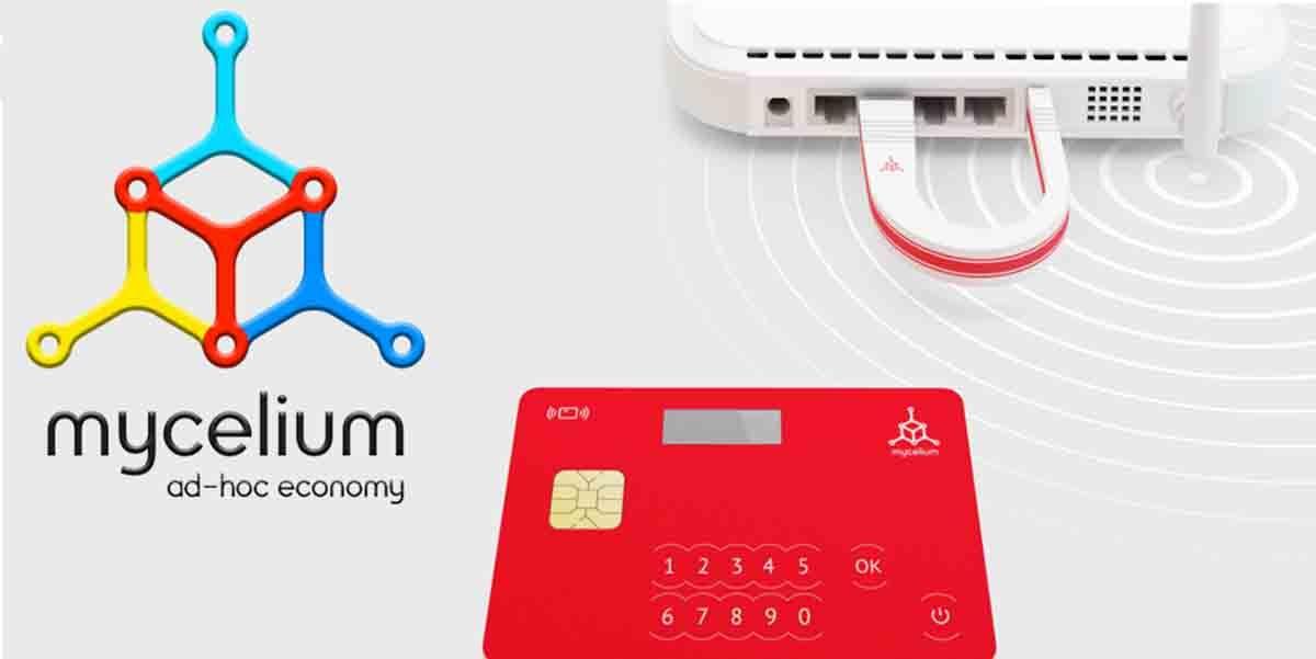 Una billetera de criptos para expertos, MyCelium