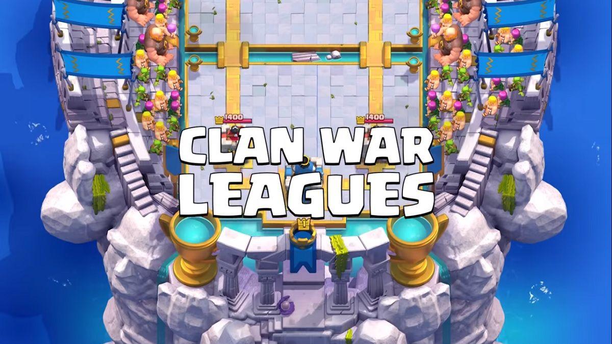 Una nueva liga y un nuevo estadio para la Clan War Leagues