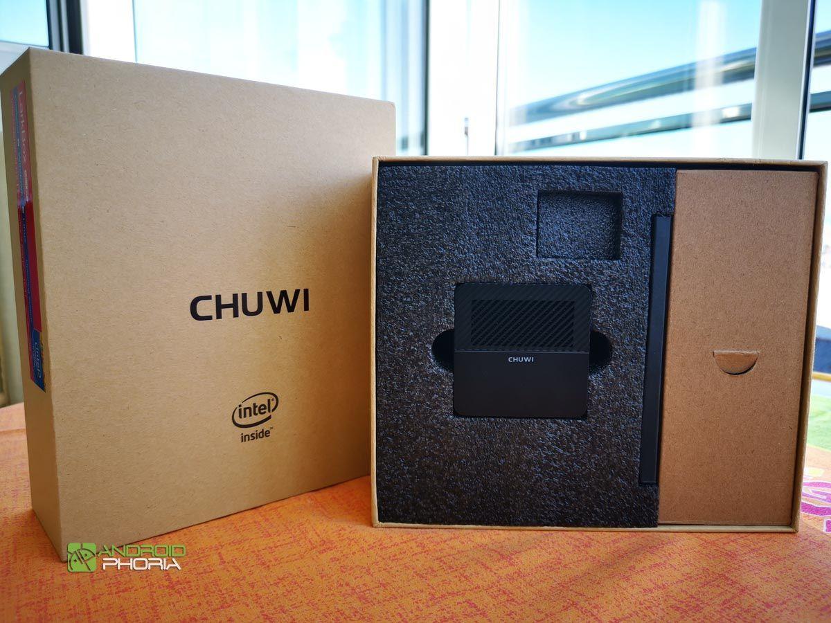 Unboxing Chuwi Larkbox