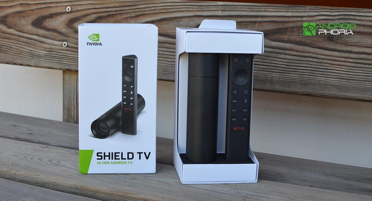 Unboxing Nvidia Shield TV