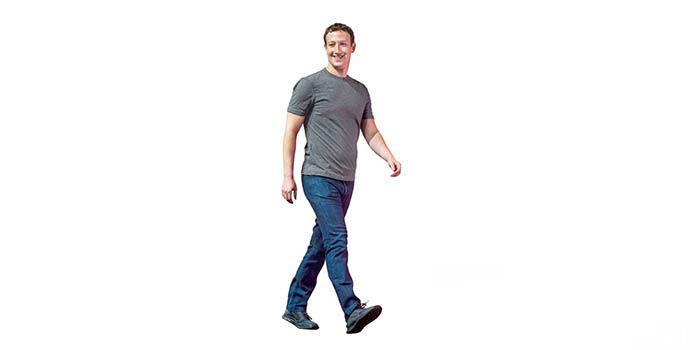 Uniforme Mark Zuckerberg
