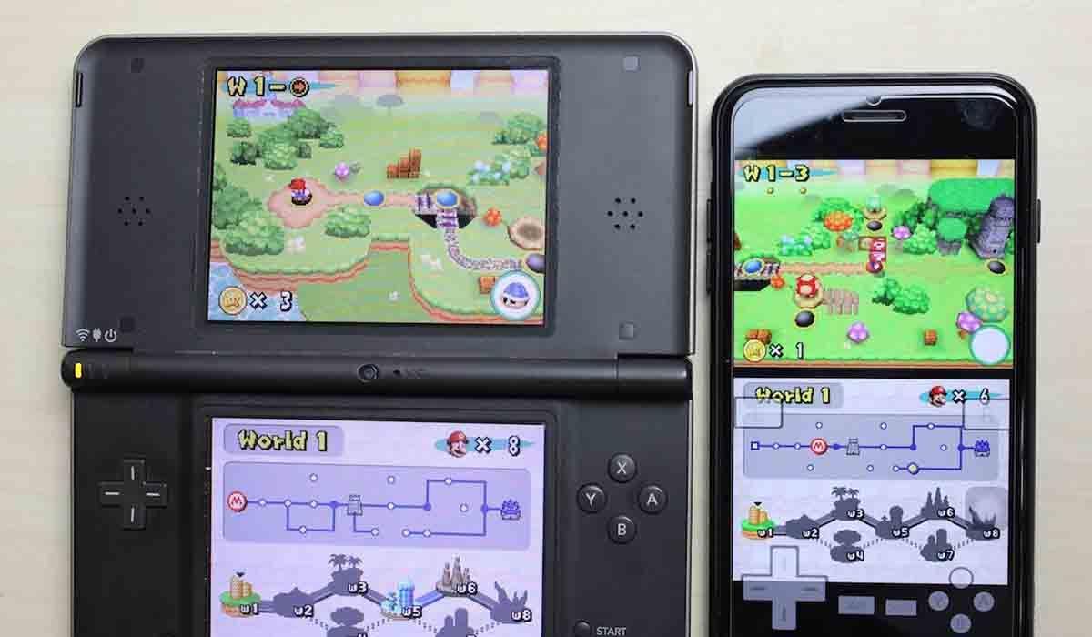 Uno de los mejores emuladores de Nintendo DS del mercado, DraStic DS