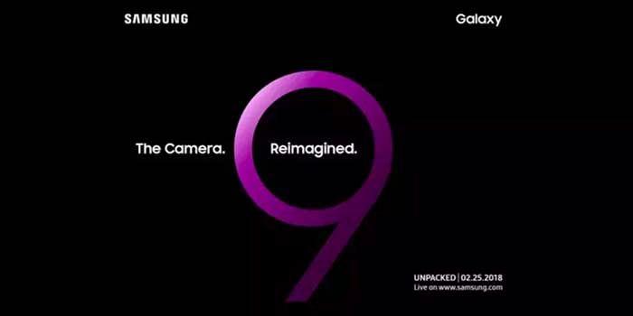 Unpacked Samsung 9