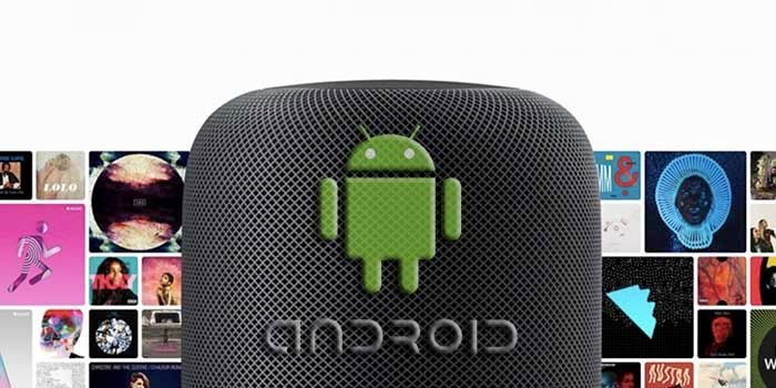 Usar Apple Homepod con Android