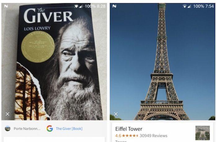 Usar Google Lens en Android