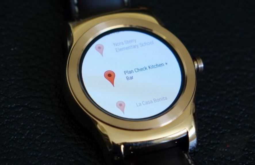 Usar Google Maps en Android Wear