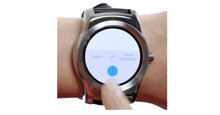 Usar Traductor de Google en Android Wear