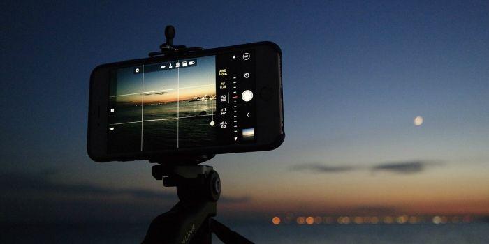 Usar apps profesionales fotografia
