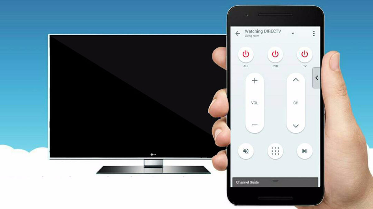 Usar el movil como mando smart TV