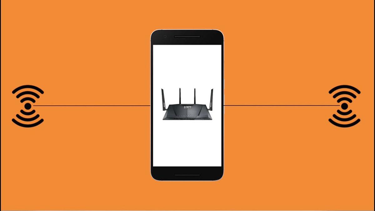 Usar telefono como repetidor de WiFi