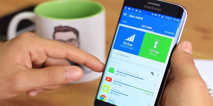 Cómo reducir el uso de datos en Android