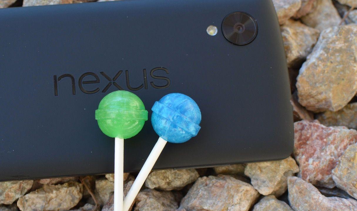 21 de cada 100 dispositivos tienen Lollipop en septiembre