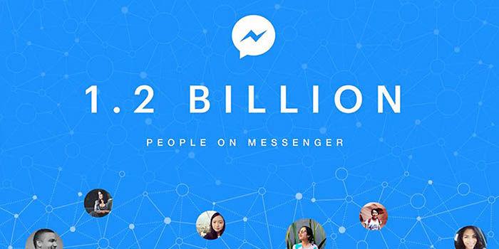Usuarios Messenger 1200 millones