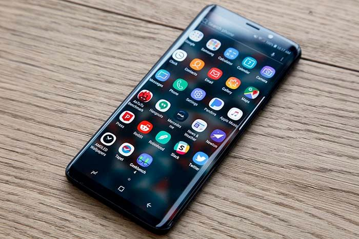 Usuarios prefieren Galaxy S9