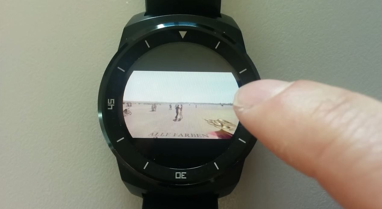 Vídeos de YouTube en Android Wear