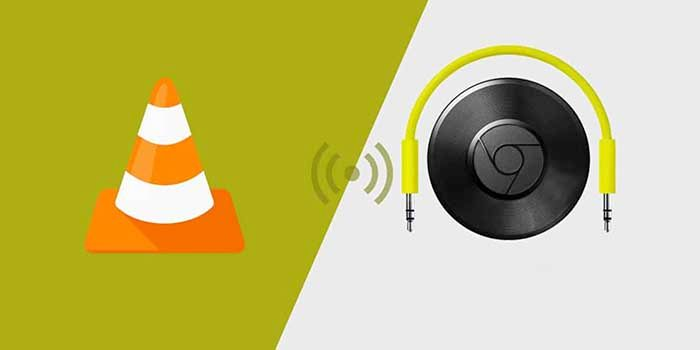 VLC soporte Chromecast